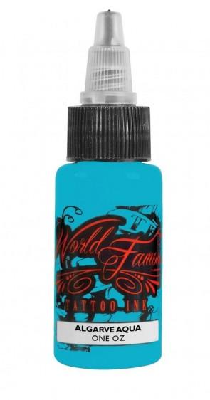 World Famous Ink - Algarve Aqua