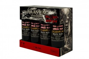 Quantum Ink - Arron Raw Skull & Bones Shading Set