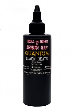 Quantum Ink - Arron Raw - Black Death