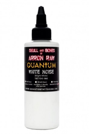 Quantum Ink - Arron Raw - White Noise