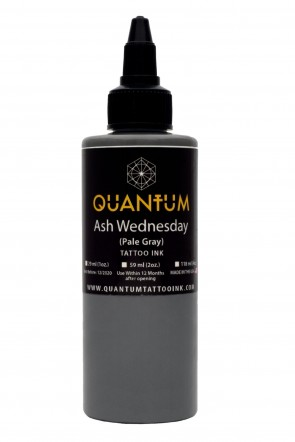 Quantum Ink - Greys - Ash Wednesday