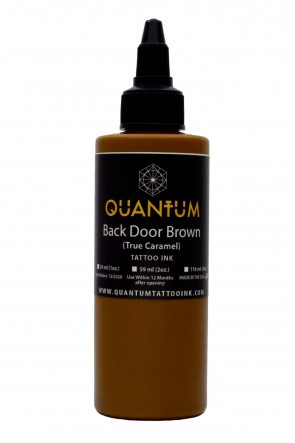 Quantum Ink - Back Door Brown