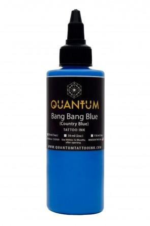 Quantum Ink - Bang Bang Blue