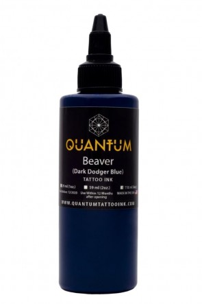Quantum Ink - Beaver