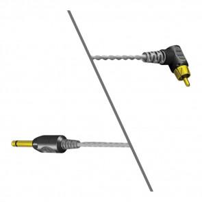 Bishop Rotary - Premium RCA Cable - Angled