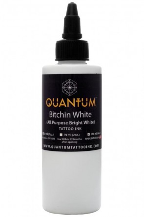 Quantum Ink - Bitchin White