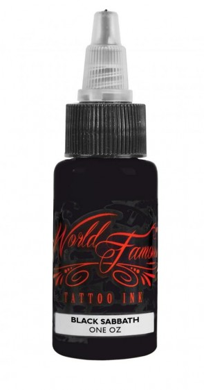 World Famous Ink - Black Sabbath