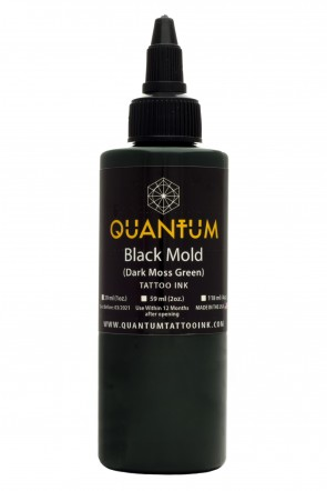 Quantum Ink - Black Mold - 30 ml / 1 oz