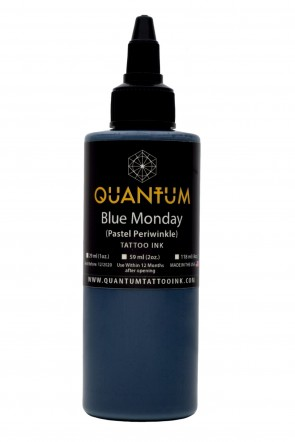 Quantum Ink - Blue Monday