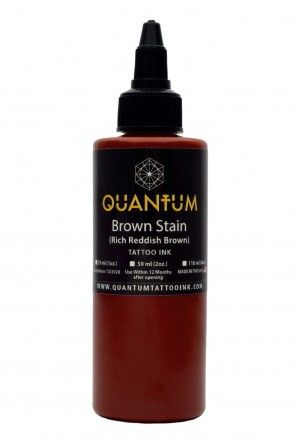 Quantum Ink - Brown Stain