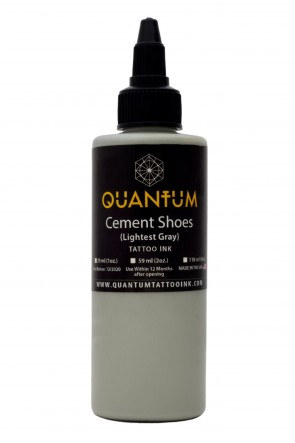 Quantum Ink - Greys - Cement Shoes