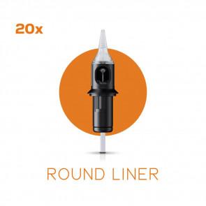 Cheyenne Capillary Cartridges - Round Liners - Box of 20