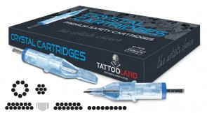 Crystal Cartridges - All Configurations - Box of 10