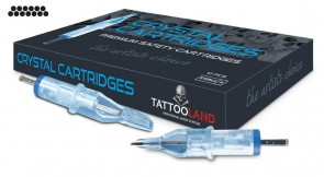 Crystal Cartridges - Magnums - Box of 10