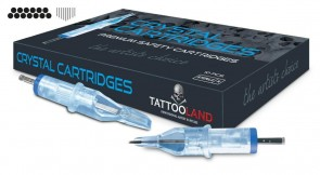 Crystal Cartridges - Soft Edge Magnums - Box of 10