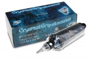 Crystal Grip Sleeves - Box of 250