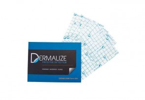Dermalize Pro Sheets - Protective Tattoo Film - Pre-Cut