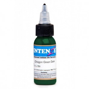 Intenze Ink - Dragon Green Dark - 30 ml / 1 oz