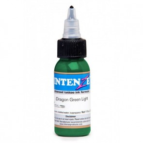 Intenze Ink - Dragon Green Light - 30 ml / 1 oz