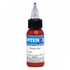 Intenze Ink - Dragon Red - 30 ml / 1 oz