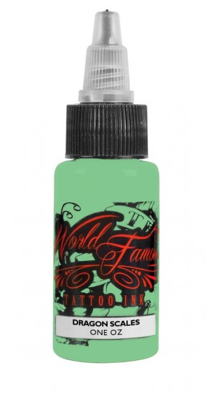 World Famous Ink - Master Mike - Dragon Scales - 30 ml / 1 oz