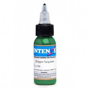 Intenze Ink - Dragon Turquoise - 30 ml / 1 oz