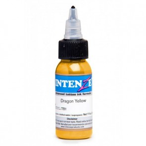 Intenze Ink - Dragon Yellow - 30 ml / 1 oz