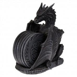 Dragons Lair Coaster Set - 16.5 cm