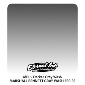 Eternal Ink - Darker Greywash - 120 ml / 4 oz - EXP: 03-08-2020