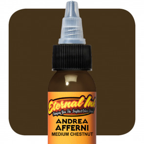 Eternal Ink - Andrea Afferni - Medium Chestnut - 30 ml / 1 oz