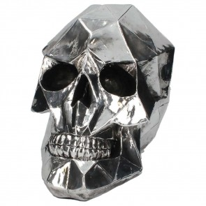 Geometric Skull - 27 cm