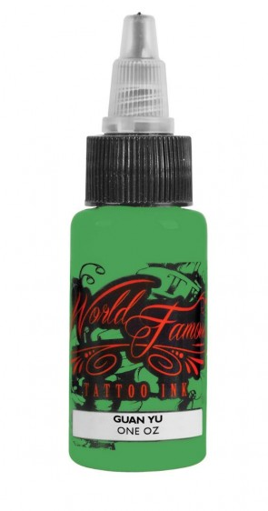 World Famous Ink - Master Mike - Guan Yu - 30 ml / 1 oz