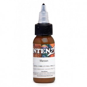 Intenze Ink - Boris from Hungary - Maroon - 30 ml / 1 oz