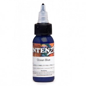 Intenze Ink - Boris from Hungary - Ocean Blue - 30 ml / 1 oz