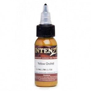 Intenze Ink - Mike DeMasi - Yellow Orchid - 30 ml / 1 oz