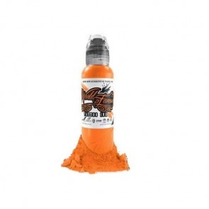 World Famous Ink - Jay Freestyle - Orange - 30 ml / 1 oz