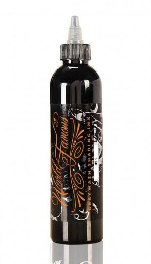 World Famous Ink - Jose Perez Jr - Lightest Greywash #5 - 125 ml / 4 oz