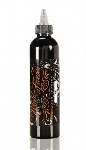 World Famous Ink - Jose Perez Jr - Medium Greywash #3 - 125 ml / 4 oz