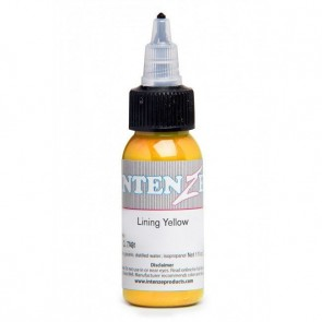 Intenze Ink - Colour Lining Series - Yellow - 30 ml / 1 oz