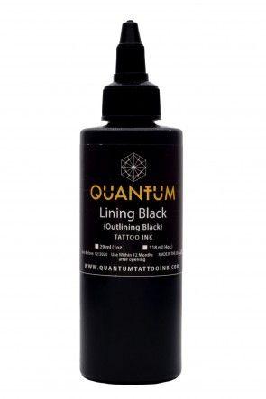 Quantum Ink - Lining Black