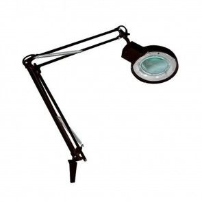 Magnifying Lamp - Black