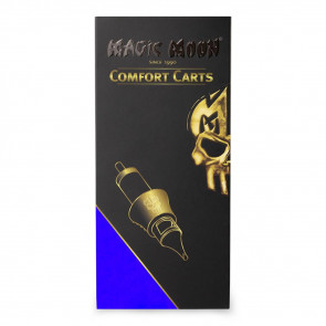 Magic Moon - Comfort Cartridges - Straight Round Liners - Box of 20