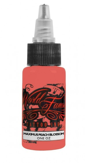 World Famous Ink - Master Mike - Maximus Peach Blossom - 30 ml / 1 oz
