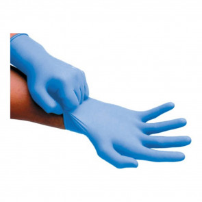 Romed - Nitrile Gloves - Blue