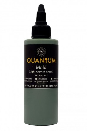 Quantum Ink - Zombie Colours - Mold