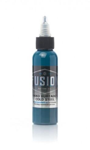 Fusion Ink - Nikko Hurtado - Cold Steel - 30 ml / 1 oz