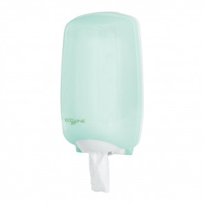 Opaline - Mini Hand Towel Dispenser - Green