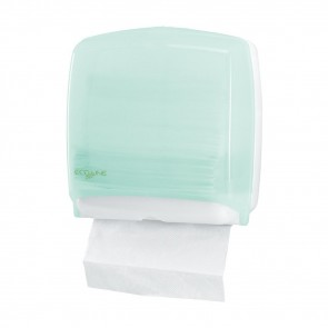 Opaline - Z-Fold Hand Towel Dispenser - Green