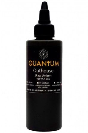 Quantum Ink - Outhouse