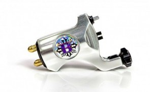 Bishop Rotary V6 - Platinum Silver - Clip Cord